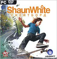 Shaun White. Скейтборд