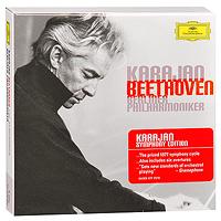Berliner Philharmoniker, Herbert Von Karajan. Beethoven: The Symphonies (6 CD)