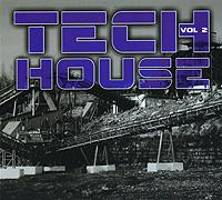 Tech House. Volume 2 2010 Audio CD