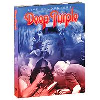 Deep Purple. Live Encounters (2 CD + DVD)