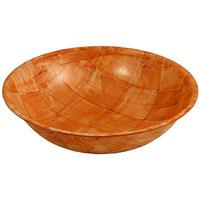 Салатница Oriental way Шафран 25см RDB-10BRDB-10BОригинальная круглая салатница Шафран прекрасно подойдет для вашей кухни. Предназначена для красивой сервировки салатов. Салатница выполнена из высококачественной древесины березы. Изящный дизайн придется по вкусу и ценителям классики, и тем, кто предпочитает утонченность и изысканность. Характеристики: Материал: дерево. Диаметр: 25 см. Высота стенки: 6 см. Производитель: Тайвань. Артикул: RDB-10B. Торговая марка Oriental way известна на рынке с 1996 года. Эта марка объединяет товары для кухни, изготовленные из дерева и других материалов. Все товары марки Oriental way являются безопасными для здоровья, экологичными, прочными и долговечными в использовании.