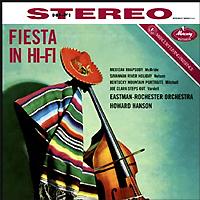 Howard Hanson. McBride / Nelson / Mitchell / Vardell. Fiesta In Hi-Fi (LP)