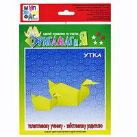 Набор цветной бумаги для оригами Утка9С 008-02570475Набор Утка содержит в себе четыре листа дизайнерской цветной бумаги для оригами, которые помогут вам и вашему ребенку сделать яркие и разнообразные фигурки. Также в набор входит схематичная инструкция по изготовлению уточки и журавлика. Забавные бумажные фигурки из разноцветной бумаги станут великолепным украшением интерьера помещения и отличным подарком самым близким людям. Оригами - это искусство бумажной пластики, родившееся в Японии. Слово оригами складывается из двух иероглифов: ори - складывать и ками - бумага. Оригами - одно из уникальных занятий для всех и каждого на любом этапе жизни с раннего детства до старости. Оригами - это проявление творческого потенциала личности, освобождение от тревожного состояния. Оригами привносит радость в жизнь человека и его окружение, увеличивает жизненные силы, помогает найти новое призвание в жизни. Характеристики: Уровень сложности: 2. Размер листа: 19 см x 19 см.