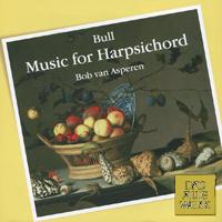 Bob Van Asperen. Bull: Music For Harpsichord