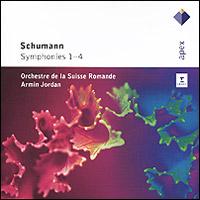 Armin Jordan, Orchestre De La Suisse Romande. Schumann. Symphonies 1 - 4 (2 CD)