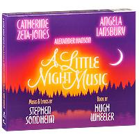 Stephen Sondheim. A Little Night Music (2 CD) 2010 2 Audio CD