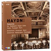 Haydn. Concertos (5 CD)