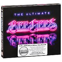 Bee Gees. The Ultimate Bee Gees (2 CD + DVD)