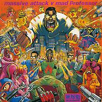 Massive Attack. No Protection Audio CD