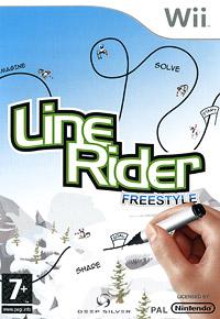 Line Rider: FreestyleУвлекательная головоломка, покорившая сердца многих Интернет-серферов, готова порадовать владельцев Nintendo Wii. Игровая механика осталась простой: есть герой на санях, которому нужно помочь добраться из точки старта как можно дальше, попутно собирая полезные и ценные предметы. Ваша задача - проложить санную трассу, не забывая о силах природы. Берите пульт, подключайте воображение, рисуйте горки, трамплины и скоростные участки - эту поездку герой игры и вы запомните надолго! Особенности игры: 2 режима игры: бесконечно интересный фристайл и абсолютно поглощающий режим пазл с сюжетом. Возможность проложить самую безумную и скоростную трассу! Богатое собрание скрытых дополнительных деталей, открывающихся по мере прохождения игры. 40 уровней-пазлов в 8 сюжетных главах. Возможность загружать чужие пользовательские трассы и выкладывать свои с помощью беспроводного Wi-Fi Интернет-соединения.