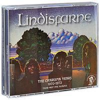 Lindisfarne. The Charisma Years 1970-1973 (4 CD)