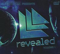 Hardwell presents. Reveled. Volume 1 2011 Audio CD