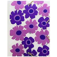 """Папка на резинке """"Comix"""", цвет: фиолетовый А1833 фиолет."""