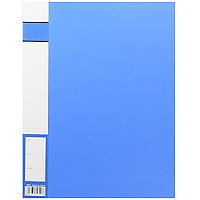 """Папка-скоросшиватель """"Comix"""", цвет: голубой AR201A гол"""