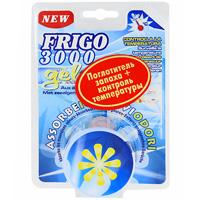 Поглотитель запаха Frigo 3000, для холодильника с контролем температуры82Уникальный поглотитель запахов Frigo 3000 надежно устраняет все неприятные и нежелательные запахи в холодильнике, при этом совершенно не изменяя вкус и свойства продуктов питания. Кроме того превосходно контролирует температуру в холодильнике, ведь для гарантированного и качественного хранения продуктов и снижения вероятности распространения бактерий, температура в холодильнике должна быть менее 5°C. Определить соответствие температуры норме очень просто: если крышка на освежителе темная, то все в порядке; если светлая - необходимо принимать меры. Благодаря своему небольшому размеру освежитель может быть легко размещен как на любой полке холодильника, так и в лотке для яиц. Характеристики: Размер поглотителя: 5,5 см х 5,5 см х 3,5 см. Размер упаковки: 16 см х 11,5 см х 4 см. Производитель: Италия. Артикул: 420523.