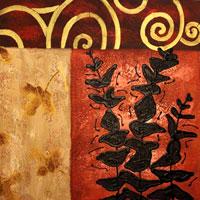 Картина-репродукция без рамки Листья, 60 х 60 см 2115521155Картина-репродукция без рамки Листья дополнит интерьер любого помещения, а также может стать изысканным подарком для ваших друзей и близких. Благодаря оригинальному дизайну картина может использоваться для оформления любых интерьеров. Картина выполнена на холсте масленым рисунком по шаблону. Такая картина - вдохновляющее декоративное решение, привносящее в интерьер нотки творчества и изысканности! Картина надежно упакована в пленку с противоударными уголками. Характеристики: Материал: холст, дерево. Размер: 60 см х 60 см. Артикул: 21155. Изготовитель: Китай.