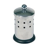 Контейнер Axentia для ватных палочек282450Удобный, компактный контейнер Axentia с крышкой для ватных палочек станет необходимым аксессуаром в ванной комнате. Теперь ватные палочки всегда будут под рукой.