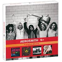 Aerosmith. 4 Original Albums (4 CD)