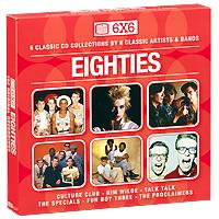 6X6. Eighties (6 CD)