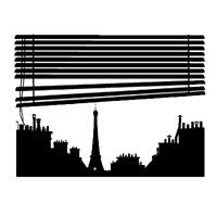 Стикер Paristic 5 часов № 2, 74 х 98 см300180_синийДобавьте оригинальность вашему интерьеру с помощью необычного стикера 5 часов. Изображение на стикере имитирует окно, прикрытое жалюзи, за которым видны силуэты домов ночного города и Эйфелевой башни. Необыкновенный всплеск эмоций в дизайнерском решении создаст утонченную и изысканную атмосферу не только спальни, гостиной или детской комнаты, но и даже офиса. Стикер выполнен из матового винила - тонкого эластичного материала, который хорошо прилегает к любым гладким и чистым поверхностям, легко моется и держится до семи лет, не оставляя следов. Сегодня виниловые наклейки пользуются большой популярностью среди декораторов по всему миру, а на российском рынке товаров для декорирования интерьеров - являются новинкой. Paristic - это стикеры высокого качества. Художественно выполненные стикеры, создающие эффект обмана зрения, дают необычную возможность использовать в своем интерьере элементы городского пейзажа. Продукция представлена широким...