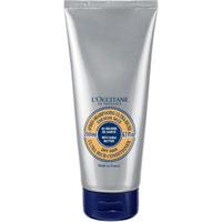 Бальзам-ополаскиватель LOccitane Ультра-питание, 200 мл299302Бальзам-ополаскиватель LOccitane Ультра-питание благодаря входящему в состав маслу карите питает и восстанавливает сухие волосы от корней до кончиков. А также защищает волосы от агрессивных воздействий внешней среды (солнечное излучение, ветер, мороз и т.п.), облегчает их расчесывание, придает им шелковистость и блеск.