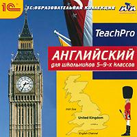 TeachPro: Английский для школьников 5-9-х классов