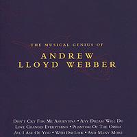 Zakazat.ru: Andrew Lloyd Webber. The Musical Genius Of Andrew Lloyd Webber