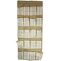 Кофр подвесной Hausmann, 20 секций, 56 х 136 смAC305Подвесной кофр Hausmann бежевого цвета с 20 секциями предназначен для хранения обуви и других предметов. Изготовлен из нетканого материала высокого качества. Благодаря двум крючкам кофр легко подвешивается там, где необходимо. Материал легок, удобен и не образует складок. Специальные вставки держат форму и не деформируются при использовании и при стирке. Особая конструкция позволяет при необходимости одним движением сложить или разложить кофр. Характеристики: Материал: нетканное полотно, картон. Размер: 56 см х 136 см. Артикул: AC305. Произведено в Китае по заказу Hausmann. Продукция компании Hausmann достаточно хорошо известна на российском рынке. Используя современные технологии в качестве неисчерпаемого источника для вдохновения, она не перестает радовать покупателей товарами отменного качества. Разнообразие товаров приятно удивляет. Вы действительно сможете найти то, что вам необходимо! Вся продукция тщательно проверяется на...