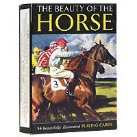 Коллекционные игральные карты Мир лошадей, 54 листа1484В основу оформления колоды легли фотографии с изображением лошадей во всей их красоте и изяществе, запечатленных великими художниками включая Леонардо, ван Дайка и Стаббса, и самого знаменитого конского живописца Англии, Маннингса. Коллекционные карты Мир лошадей доставят вам удовольствие от игры.