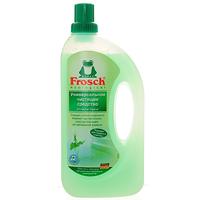 Универсальное чистящее стредство Frosch, 1 л707100Универсальное чистящее средство Frosch предназначено для мытья любых поверхностей в доме. Подходит для загородного дома. Им можно вручную постирать белье, помыть руки или помыть машину без вреда для краски. Средство содержит вещества растительного происхождения. Не раздражает кожу, можно не пользоваться перчатками. Средство безвредно для людей, страдающих аллергией на бытовую химию. Торговая марка Frosch специализируется на выпуске экологически чистой бытовой химии. Для изготовления своей продукции Frosch использует натуральные природные компоненты. Ассортимент содержит все необходимое для бережного ухода за домом и вещами. Продукция торговой марки Frosch эффективно удаляет загрязнения, оберегает кожу рук и безопасна для окружающей среды.