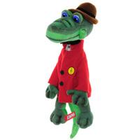 Мягкая говорящая игрушка Крокодил Гена, 32 смКЛГ01\ММягкая говорящая игрушка Крокодил Гена, станет Вашему малышу хорошим другом и порадует его разными фразами и песенкой из любимого мультфильма Чебурашка и Крокодил Гена. Необычайно мягкая, игрушка принесет радость и подарит своему обладателю мгновения нежных объятий и приятных воспоминаний. Характеристики: Высота игрушки: 32 см.