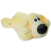 Мягкая игрушка Собака Соня, 80 смСБС2Очаровательная собака Соня вызовет умиление и улыбку у каждого, кто ее увидит. Она станет замечательным подарком, как ребенку, так и взрослому. Мягкая игрушка может стать милым подарком, а может быть и лучшим другом на все времена.