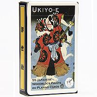 Карты игральные коллекционные Piatnik Искусство Японии, 55 карт1104В основу оформления колоды легли японские мотивы, а на рубашке изображена гейша в кимоно. Коллекционные карты Искусство Японии доставят вам удовольствие от игры.
