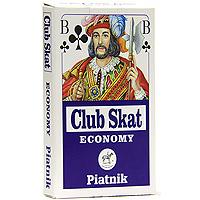 Карты игральные профессиональные Piatnik Скат Преферанс, 33 карты1804Карты Скат Преферанс с рубашкой синего цвета и стандартным индексом предназначены для игры в преферанс. Карты имеют очень гладкую поверхность, покрытие из пластика и стандартный размер.