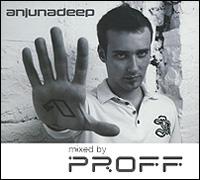 Proff. Anjunadeep 2011 Audio CD