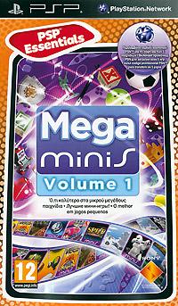 Mega Minis Volume 1