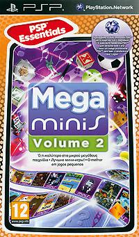 Mega Minis Volume 2