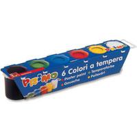 Гуашь 6 цветовx25мл51000037Гуашь Primo состоит из 6 баночек с краской и выполнена на водной основе. Разработана специально для рисования маленькими детьми. Гуашь прекрасно ложится на поверхность, тактильно приятна, легко наносится с помощью пальцев. Не токсична, безопасна для контакта с нежной кожей малышей. При высыхании краска сохраняет свою яркость и блеск. Не растрескивается, даже если наносить ее толстым слоем. Хорошо держится на всех поверхностях, но легко с них смывается. Все цвета хорошо смешиваются между собой. Идеально подходит для первых шагов обучения цветам, для развития моторики. Может наноситься также с помощью кисти, губки или толстым слоем для последующего частичного соскабливания. Легко смывается с рук и отстирывается с большинства тканей.
