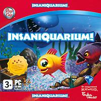 InsaniquariumВы когда-нибудь мечтали завести себе аквариум? Теперь у Вас появилась отличная возможность погрузиться в удивительный мир подводных развлечений! Кормите разноцветных рыбок и подбирайте выпадающие из них монеты, которые можно тратить на множество полезных вещей: от новых видов корма и морских питомцев, до… оружия. А как же! Ведь Вам придется защищать свой аквариум от вторжения инопланетных монстров, так и норовящих сожрать все на своем пути!