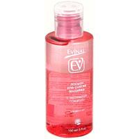 Лосьон для снятия макияжа Evinal с экстрактом плаценты, для век и губ, 150 мл0394Лосьон Evinal с экстрактом плаценты богат мягкими очищающими веществами, которые мягко удаляют косметику, не раздражая нежную кожу вокруг глаз и губ. При использовании контактных линз, лосьон позволяет снять макияж мягко и безопасно.