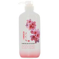 Жидкое мыло Shiki-Oriori для тела, с экстрактом сакуры, 450 мл007093Жидкое мыло Shiki-Oriori для тела с экстрактом сакуры содержит увлажняющие компоненты и природные экстракты. Бережно и нежно очищает кожу.