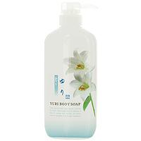 Жидкое мыло Shiki-Oriori для тела, с экстрактом лилии, 450 мл007086Жидкое мыло Shiki-Oriori для тела с экстрактом лилии содержит увлажняющие компоненты и природные экстракты. Бережно и нежно очищает кожу.