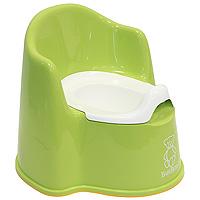 """Горшок-кресло """"BabyBjorn"""", цвет: зеленый"""