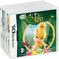 Комплект из 4-х игр DS: игра
