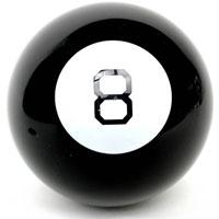 Магический шар 8Mball9Знаменитый мобильный предсказатель - магический шар 8 - привлечет внимание не только ребенка, но и взрослого и даст ответы на все интересующие вопросы. Суть работы Магического шара предельно проста и от того гениальна: вы задаете шару вопрос, легонько трясете, переворачиваете его восьмеркой вниз, и на экране с обратной стороны шара всплывает ответ. Это действительно магия, так как большинство ответов попадают в точку! Необходимо помнить, что ответы, которые дает шар, могут не соответствовать действительности, т.к. шар - это игрушка, а не инструмент гадания, дающий точные ответы. Шар дает ответы на русском языке. Игрушка поднимет настроение вам и вашим близким и станет отличным подарком любителю всего необычного и оригинального. Характеристики: Диаметр шара: 10 см. Количество ответов: 20. Размер упаковки: 10 см x 10 см x 10 см. УВАЖАЕМЫЕ КЛИЕНТЫ! Обращаем ваше внимание на тот факт, что данный товар относится к...