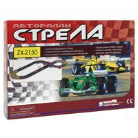 Racing Pro Игрушечный трек Авторалли Стрела ZX-2150