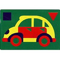 Мягкая мозаика Машинка45300С помощью элементов мозаики ребенок сможет собрать симпатичный автомобиль. Мозаика изготовлена из мягкого, прочного материала, благодаря его особой структуре и свойству прилипать к мокрой поверхности, такая мозаика является идеальной игрушкой для ванны. Мягкая мозаика развивает у ребенка память, воображение, моторику, пространственное и логическое мышление. Обучение происходит прямо во время игры! Характеристики: Размер основы: 14,5 см х 21,5 см. Уважаемые клиенты! Товар поставляется в цветовом ассортименте. Поставка осуществляется в зависимости от наличия на складе. УВАЖАЕМЫЕ КЛИЕНТЫ! Обращаем ваше внимание на возможные изменения в дизайне, связанные с ассортиментом продукции: цвет изделия или отдельных деталей может отличаться от представленного на изображении. Поставка осуществляется в зависимости от наличия на складе.