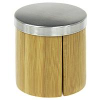Набор для соли и перца Oriental way NL18527NL18527Набор Oriental way, состоящий из солонки и перечницы, изготовлен из бамбука. Солонка и перечница легки в использовании: стоит только перевернуть емкости, и вы с легкостью сможете поперчить или добавить соль по вкусу в любое блюдо. Дизайн, эстетичность и функциональность набора позволят ему стать достойным дополнением к кухонному инвентарю. Характеристики: Материал: бамбук, сталь. Размер емкости: 7,5 см х 7 см х 3,5 см. Размер подставки: 7 см х 1 см х 7 см. Производитель: Китай. Артикул: NL18527. Торговая марка Oriental way известна на рынке с 1996 года. Эта марка объединяет товары для кухни, изготовленные из дерева и других материалов. Все товары марки Oriental way являются безопасными для здоровья, экологичными, прочными и долговечными в использовании.