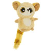 Мягкая игрушка Aurora Долгопят, 12 см65-112Очаровательная мягкая игрушка Долгопят, выполненная в виде забавного зверька с большими глазками, вызовет умиление и улыбку у каждого, кто ее увидит. Она станет замечательным подарком, как ребенку, так и взрослому. Игрушка удивительно приятна на ощупь, а специальные гранулы, используемые при ее набивке, способствуют развитию мелкой моторики рук малыша. Мягкая игрушка может стать милым подарком, а может быть и лучшим другом на все времена.