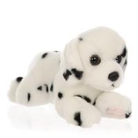 Мягкая игрушка Aurora Далматин, 22 см61-855Симпатичный мягкий щенок Далматин выполненный из высококачественного и приятного на ощупь материала, не оставит равнодушным ни ребенка, ни взрослого и вызовет улыбку у каждого, кто его увидит. Игрушка удивительно приятна на ощупь, а специальные гранулы, используемые при ее набивке, способствуют развитию мелкой моторики рук малыша. Европейский стиль и великолепное качество исполнения делают эту игрушку чудесным подарком к любому празднику, а оригинальный жизнерадостный образ представит такой подарок в самом лучшем свете.
